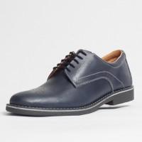 Pantofi casual piele naturala Culoare: bleau de la Vicoveanu incaltaminte piele cod:570