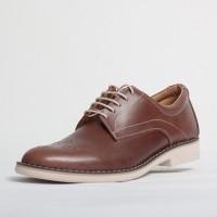Pantofi casual piele naturala Culoare: maro de la Vicoveanu incaltaminte piele cod:570