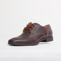 Pantofi casual piele naturala Culoare: maro de la Vicoveanu incaltaminte piele cod:770