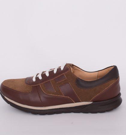 pantofi sport barbati din piele model nou de primavara 3200 (2)