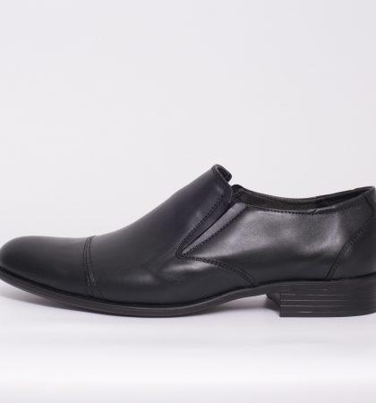 Pantofi elastic elegant, din piele Vicoveanu (4)