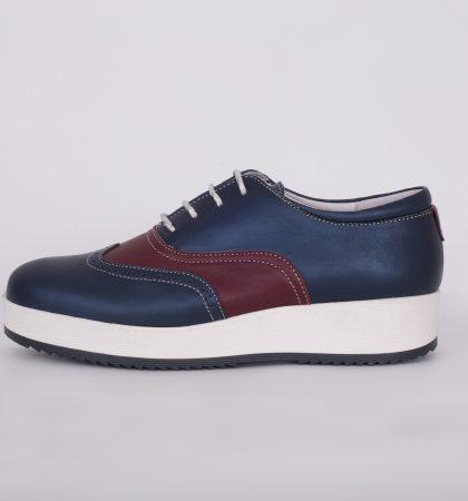 pantofi de dama din piele 1700, incaltaminte ieftina de calitate (1)