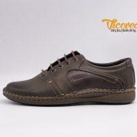2080 Pantofi din piele cu cusatura manuala pentru barbati (2)