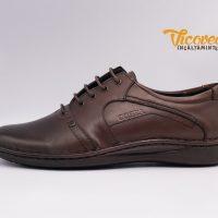 2090 Pantofi pentru barbati din piele (3)