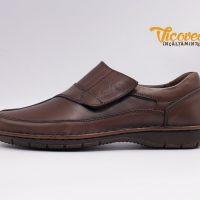 2150 Pantofi prindere cu scai din piele naturala pentru barbati (3)