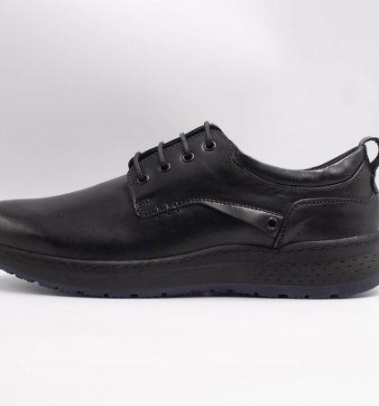 2570 Pantofi casual cu talpa groasa si cusuta (3)
