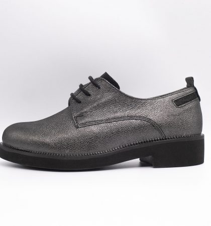Pantofi casual din piele sidefata, cod produs 3020 (3)