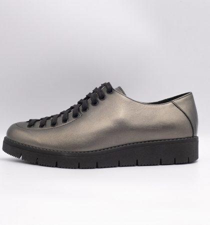 Pantofi din piele sidefatam cod produs 3010 (1)