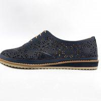 3890 Pantofi perforati de dama (2)