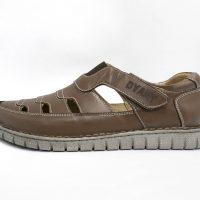 3900 Sandale din piele pentru barbati (2)