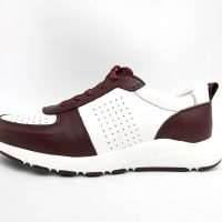4000, pantofi sport din piele naturala (3)