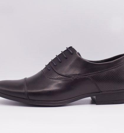 pantofi eleganti din piele, cod pantofi 2440 (2)