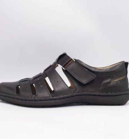 Sandale din piele pentru barbati, cod produs 3330 (2)