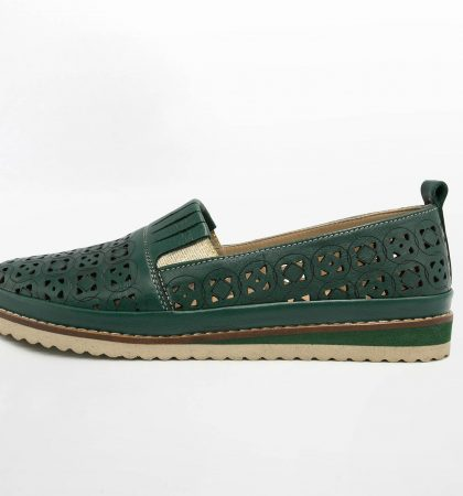 3880, pantofi perforati cu elastic de dama (2)